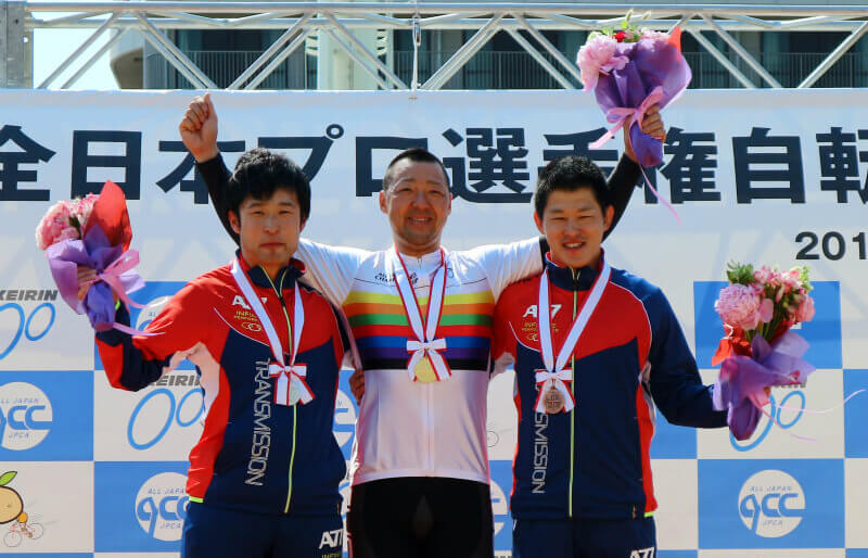 自転車競技/第64回全日本プロ選手権自転車競技大会Vol.1
