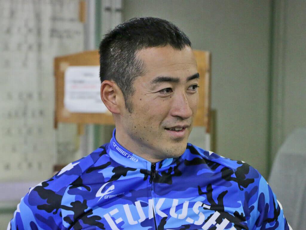 競輪祭に全てを懸ける、成田和也