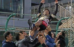 平塚G2(2日目)ヤンググランプリ2017
