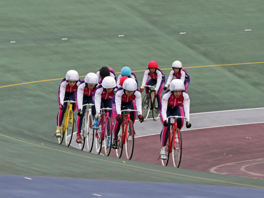日本競輪学校第3回記録会レポート