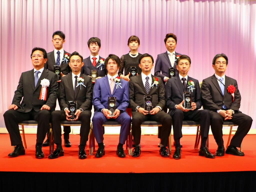平成29年オートレース選手表彰式