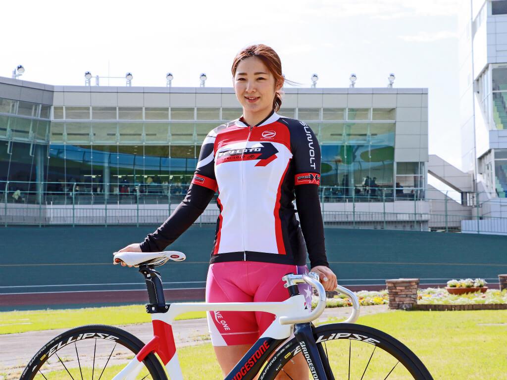 競輪ドキュメント第4回/鈴木奈央(静岡110期)