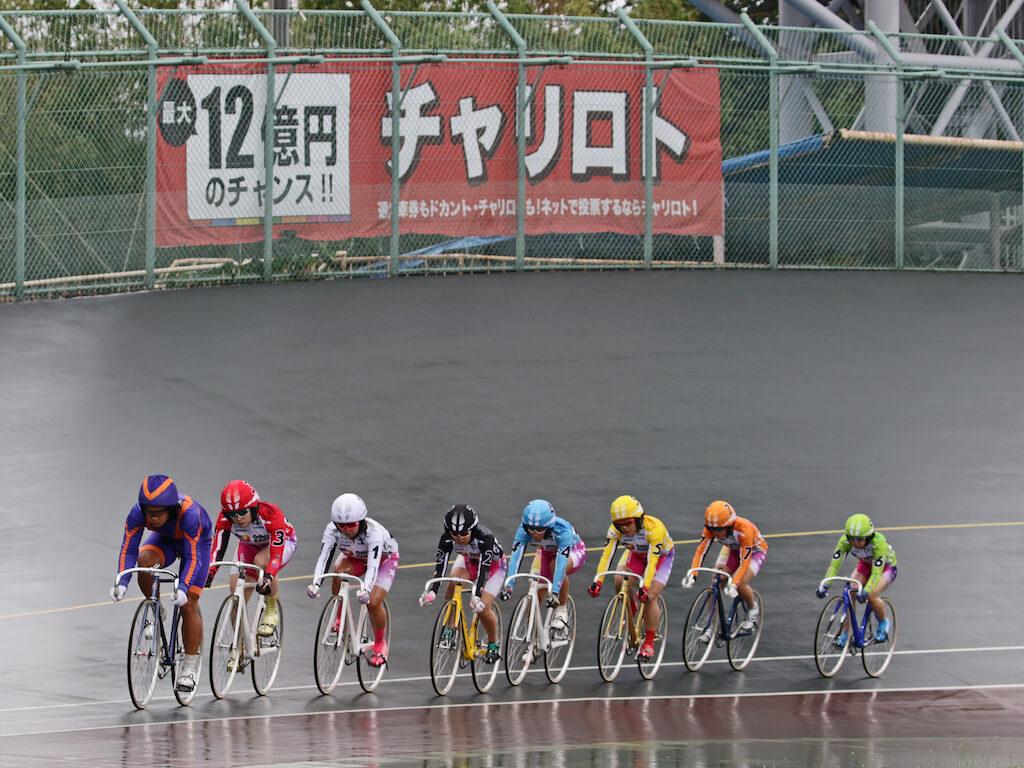 2018年7月7日〜9日/奈良F2チャリロト杯