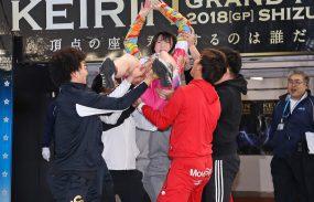 静岡F2(1日目)ガールズグランプリ2018