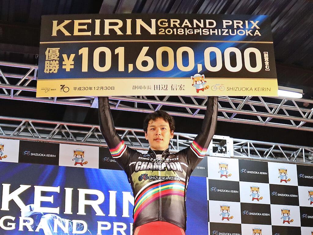 静岡GP(最終日)KEIRINグランプリ2018