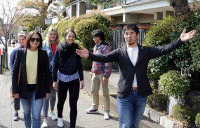 2019年短期登録選手(女子)京都探訪
