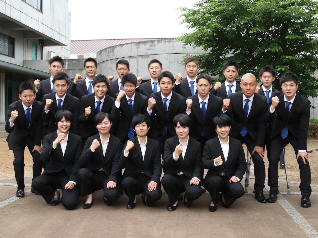 卒業式/オートレース選手養成所(第34期生)