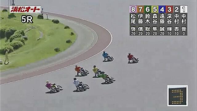 結果 リプレイ 浜松 レース オート レース