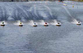 ボートレースの順位操作