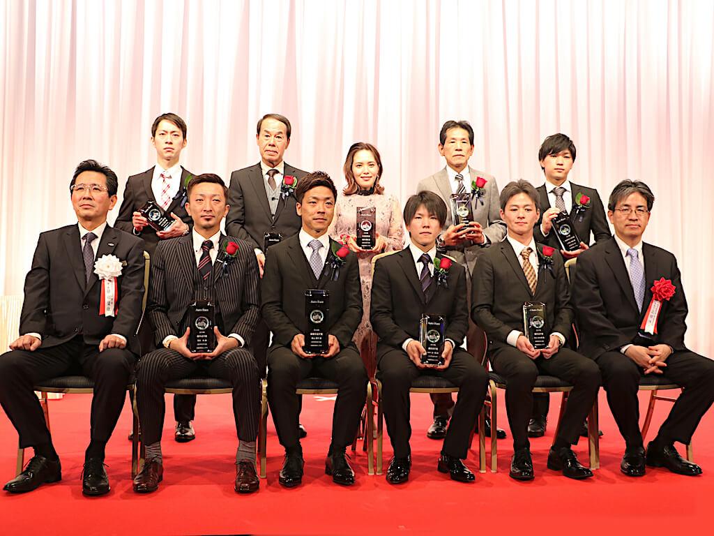 2/12=2019年オートレース選手表彰式典