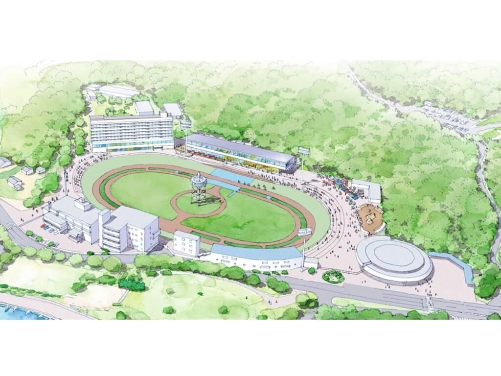 トピックス【玉野競輪場再編事業】