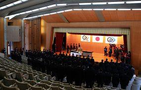 3/24=日本競輪選手養成所卒業式