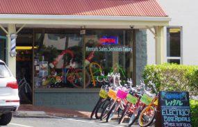 Biki〜オアフ島で人気のシェアサイクル