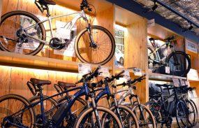 走る楽しさだけを満喫できる「e-バイク」の魅力