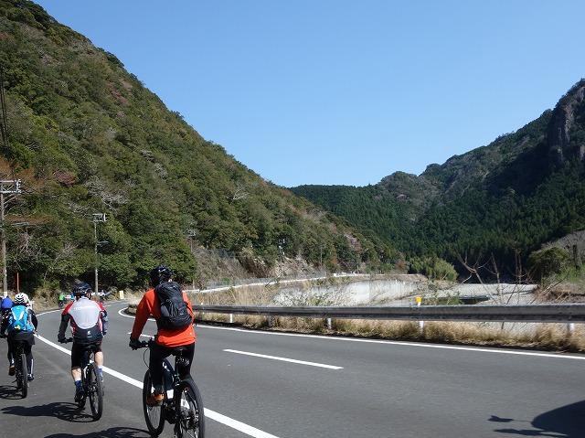 E-バイクで走る「クマイチルート」Day2