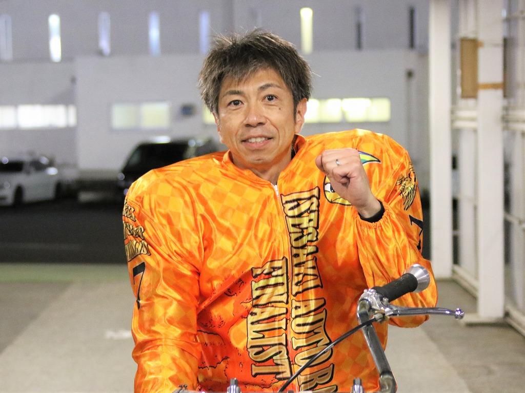 【伊勢崎G2】高橋貢が50代最初のレースでV奪取