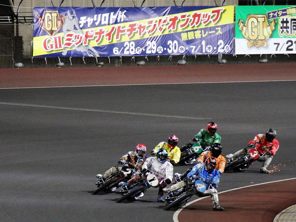 飯塚ミッドナイトG2チャリロト杯(4日目)レポート