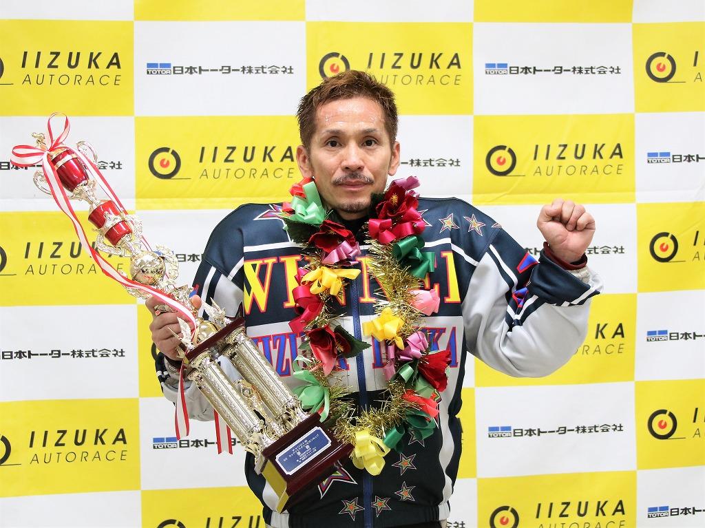 G2ミッドナイトチャンピオンカップは前田淳が優勝
