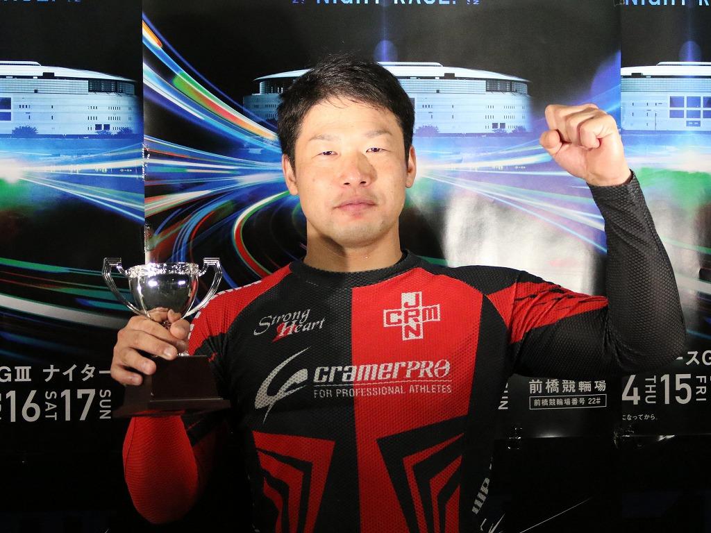 【ドームスーパーナイトレース】宿口陽一が捲りでG3初優勝!